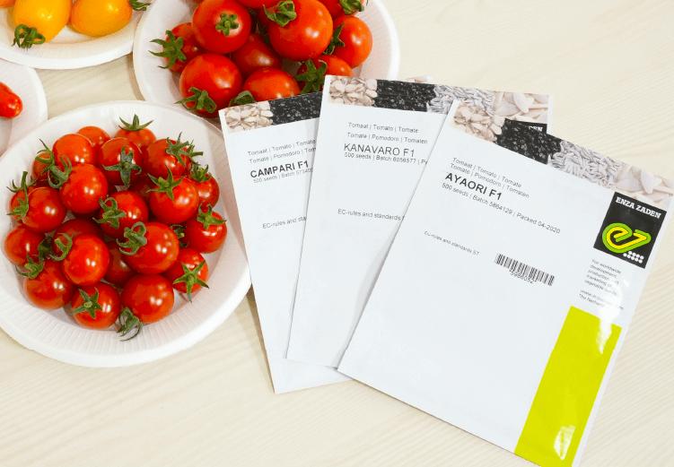 トマト・パプリカ品種